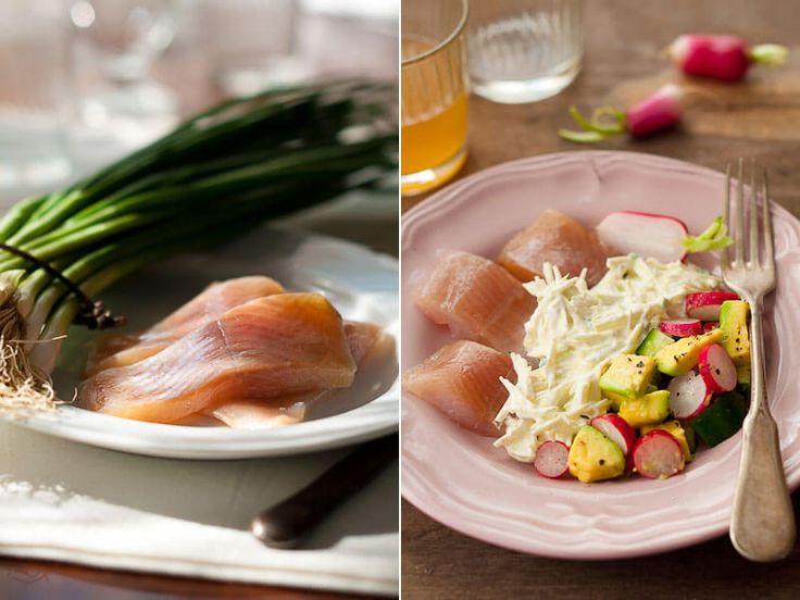 Сельдь в сметанно-яблочном соусе: нереально вкусно!