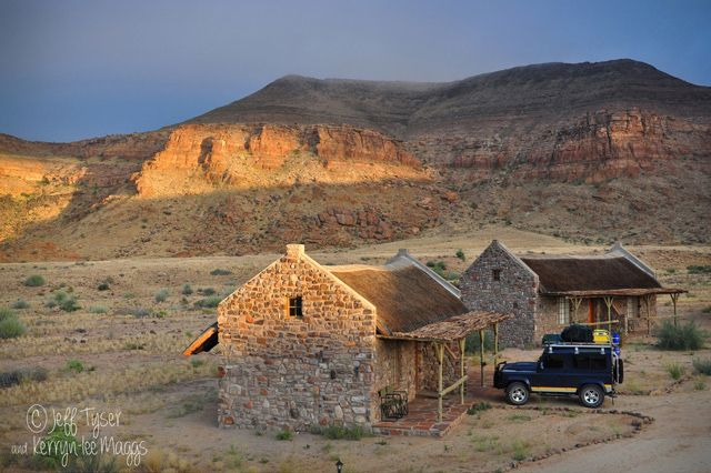 Augrabies, The Fish River Canyon and a birthday surprise