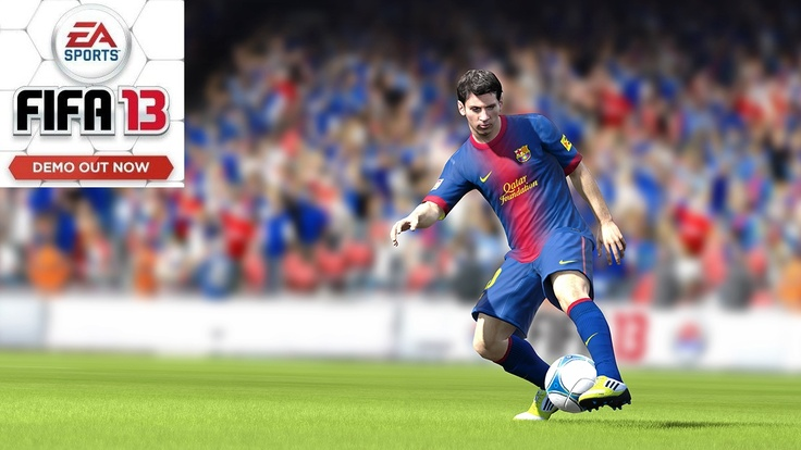 A playable demo for FIFA 13 is out now for Xbox 360, PC, and certain PSN Stores for PS3.    The demo lets players choose from five clubs – AC Milan, Arsenal, Borussia Dortmund, Juventus and Manchester City, with the EPL champions' Etihad Stadium the only playable venue. It also includes two of FIFA 13′s new features – Match Day and the Skill Games training mode.    FIFA 13 is set for release on 28th September.    For details: http://www.facebook.com/oyebunk