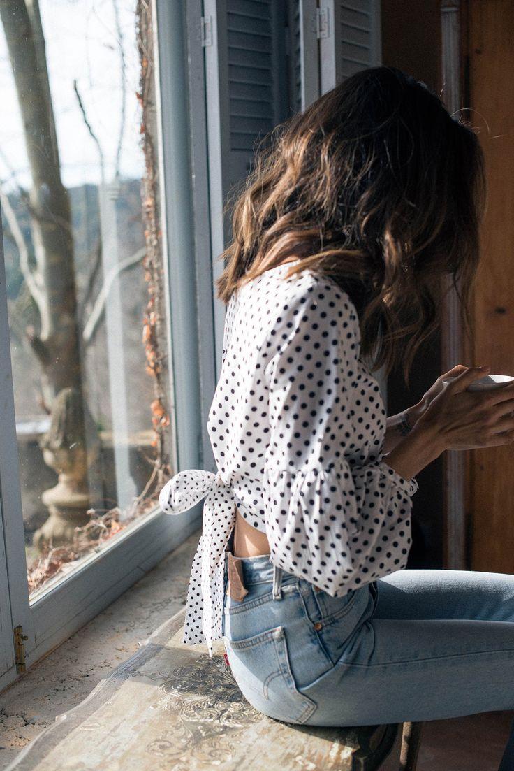Grace top | Pinterest: Natalia Escaño