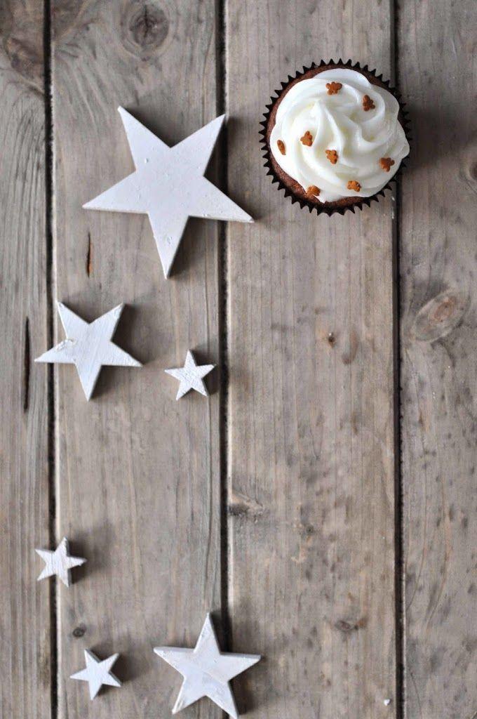 Birds Like Cake: Gingerbread Latte Cupcakes