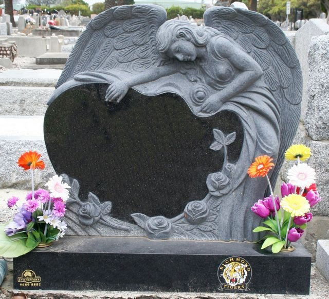 John Stonemart Memorials are professionals in building Headstone Inscriptions Melbourne. These are placed at the head of a grave. They comprise two pieces, a base stone and a headstone positioned onto the base stone.