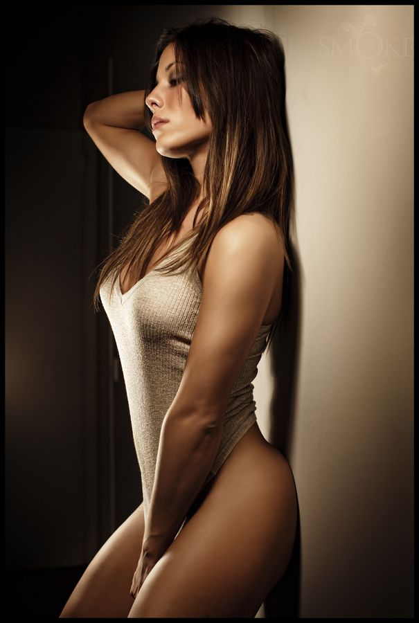 Dildo most erotic underwear Gabriela and