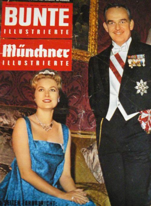 """""""Bunte Illustrierte/Münchner Illustrierte"""" vom Juli 1961"""