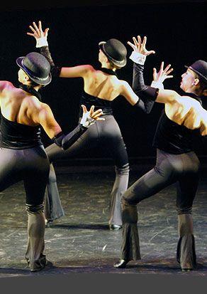 JAZZ DANCE Loudoun School of Ballet.  Who says dancing doesn't get you in shape! Wow!