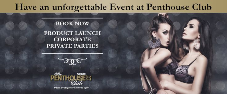 Have An Unforgettable Event At Penthouse Club