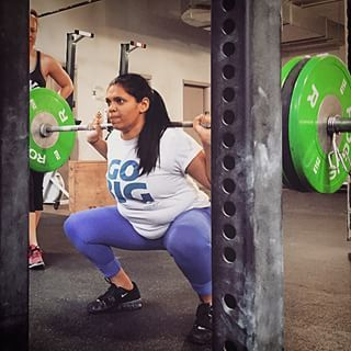 And makes you feel more confident. | This Is What Women Who Lift Weights Actually Look Like