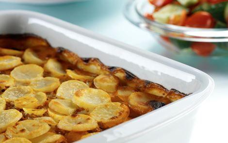 Kartoffellasagne