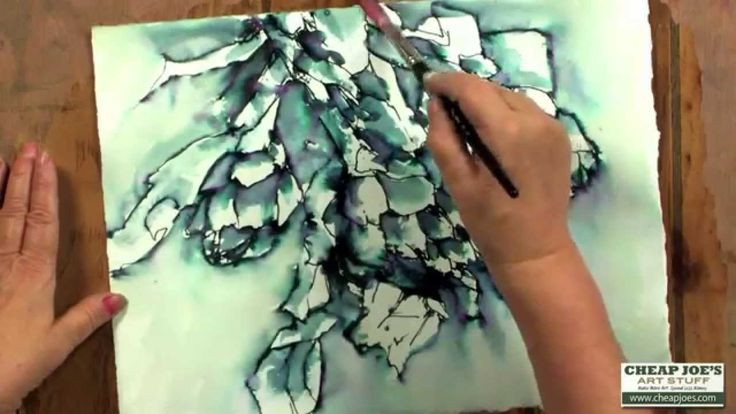 In this free art and product demonstration artist Karlyn Holman shows why and how she uses the Speedball Elegant Writer Calligraphy Marker. Also mentioned by...