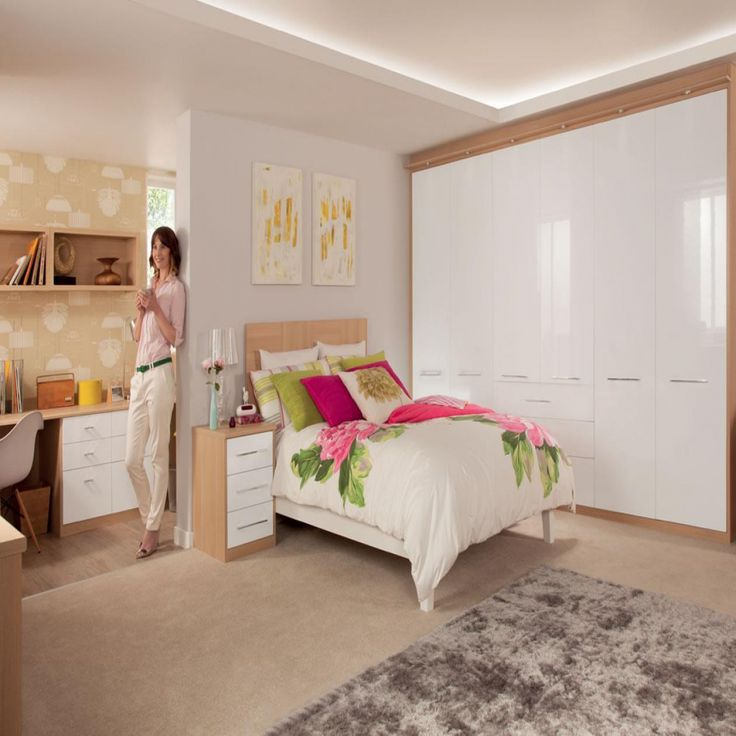 Fitted Bedroom Furniture Uk - Bedroom Home Office Ideas Check more at http://maliceauxmerveilles.com/fitted-bedroom-furniture-uk/