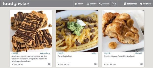 Food Gawker | 21 Borderline Genius Websites To Productively Procrastinate Everything