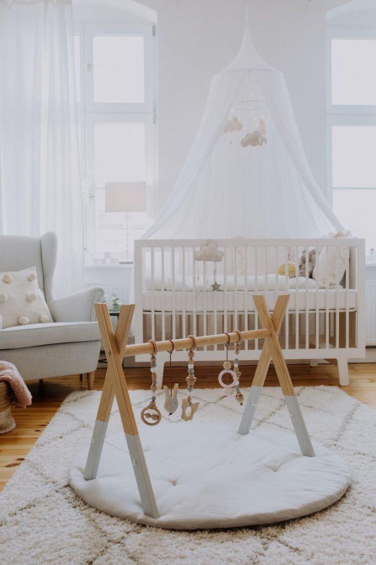 Cocos Baby Room Wickeltisch: Kidsmill Babybett