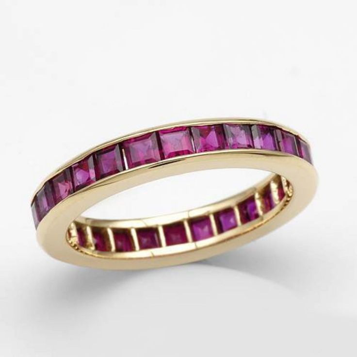 25 best ideas about Ruby eternity ring on Pinterest