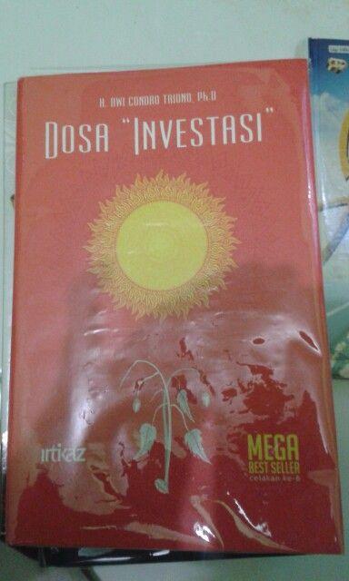 Dosa investasi? Apa itu? Penasaran? Baca dong...^-^
