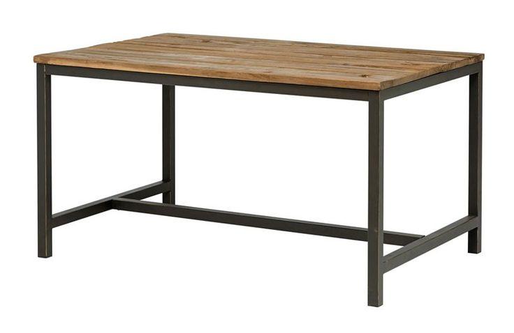 Vintage 140 matbord från Falsterbo hos ConfidentLiving.se