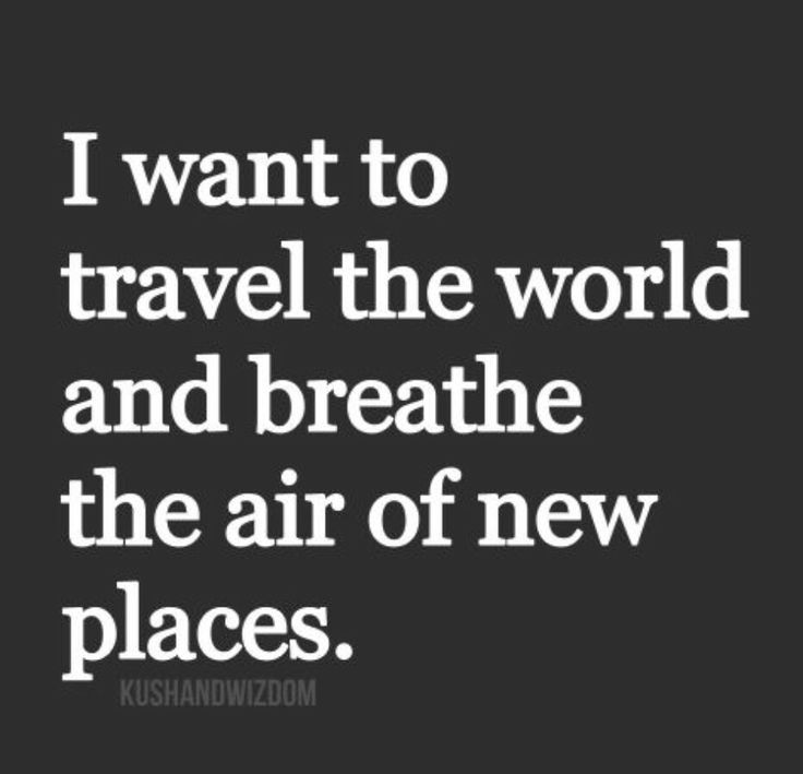 Quotes and sayings : travel