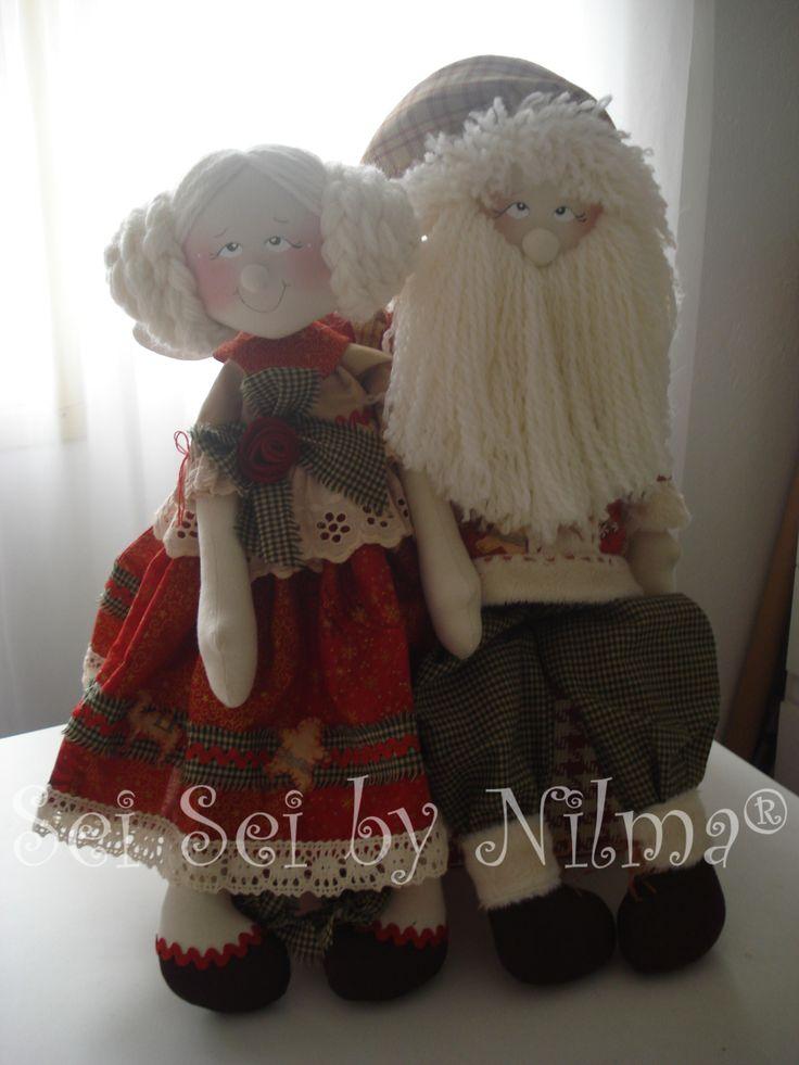 Papai e Mamãe Noel
