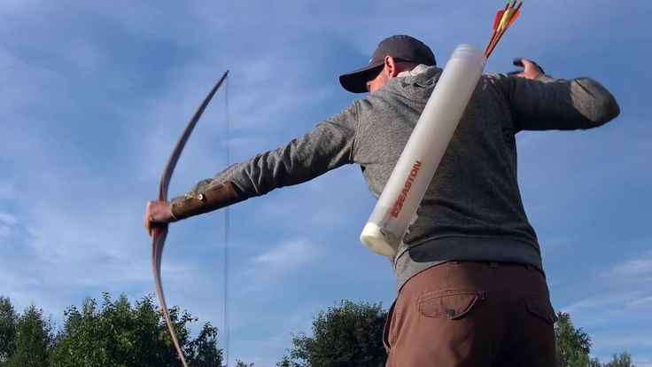 My new Longbow MOSQUIT first shots