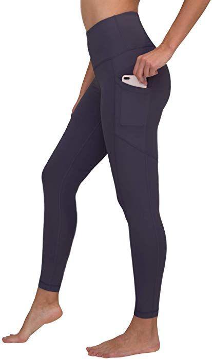 bf275a47dda26 90 Degree By Reflex High Waist Interlink Yoga Pants - Summer Fig - Small