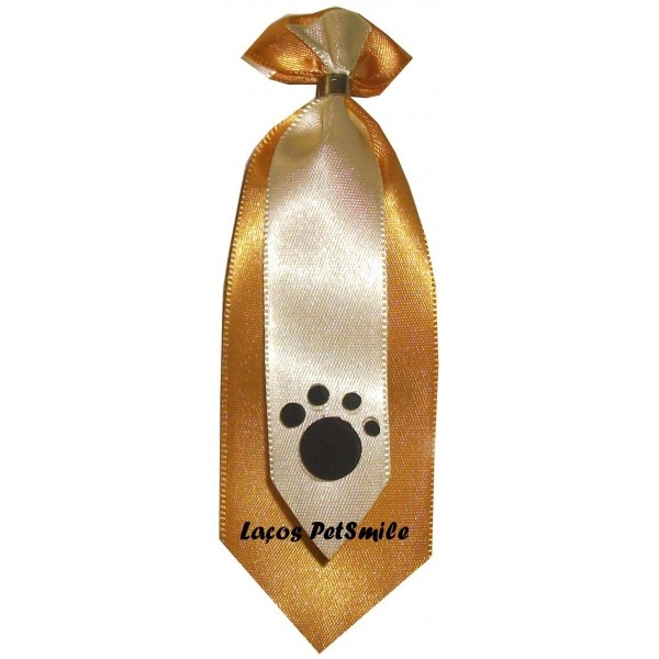 Gravata luck - Laços para cachorros - Laços Pet Smile