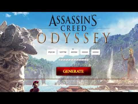 Assassins Creed Odyssey Serial Key CD key Keygen Download | Windows