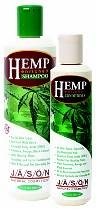 My Shampoo:  Jason Natural Hemp Shampoo & Conditioner