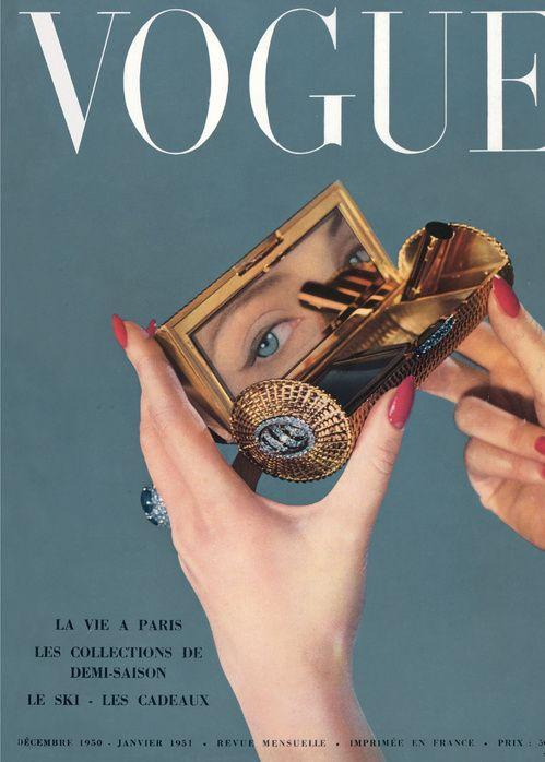 Le numéro de décembre 1950/janvier 1951 de Vogue Paris