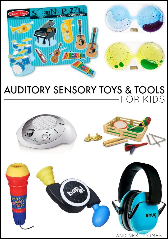 Toys For Teenagers With Autism : Auditory sensory toys tools for kids