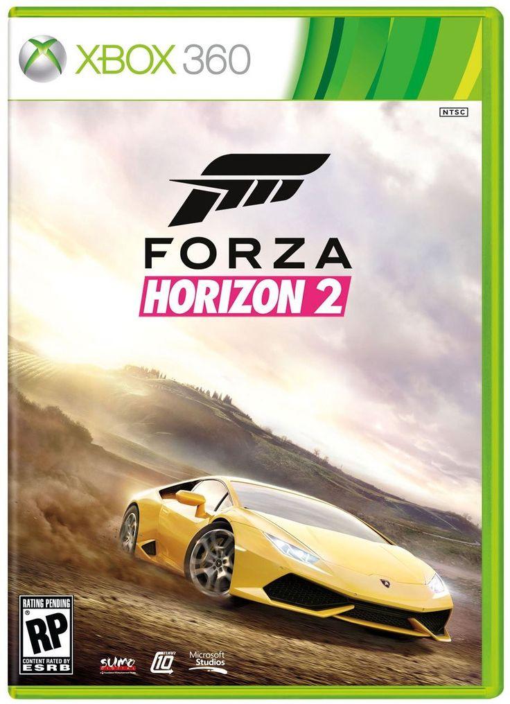 Forza Horizon 2 For Xbox 360 (Physical Disc)