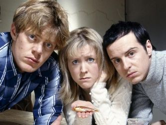 My Life in Film (UK) Kris Marshall, Alice Lowe, Andrew Scott. I will never forgive BBC for canceling this show.