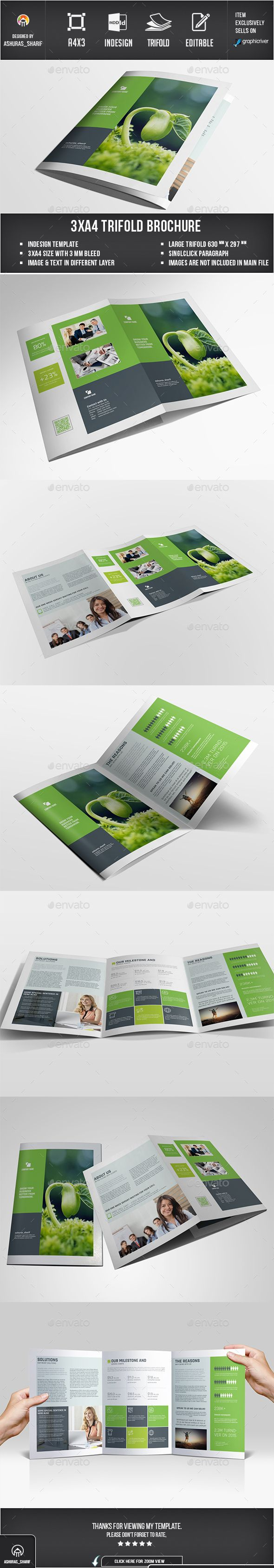 78 best Brochure Templates images on Pinterest | Brochure template ...