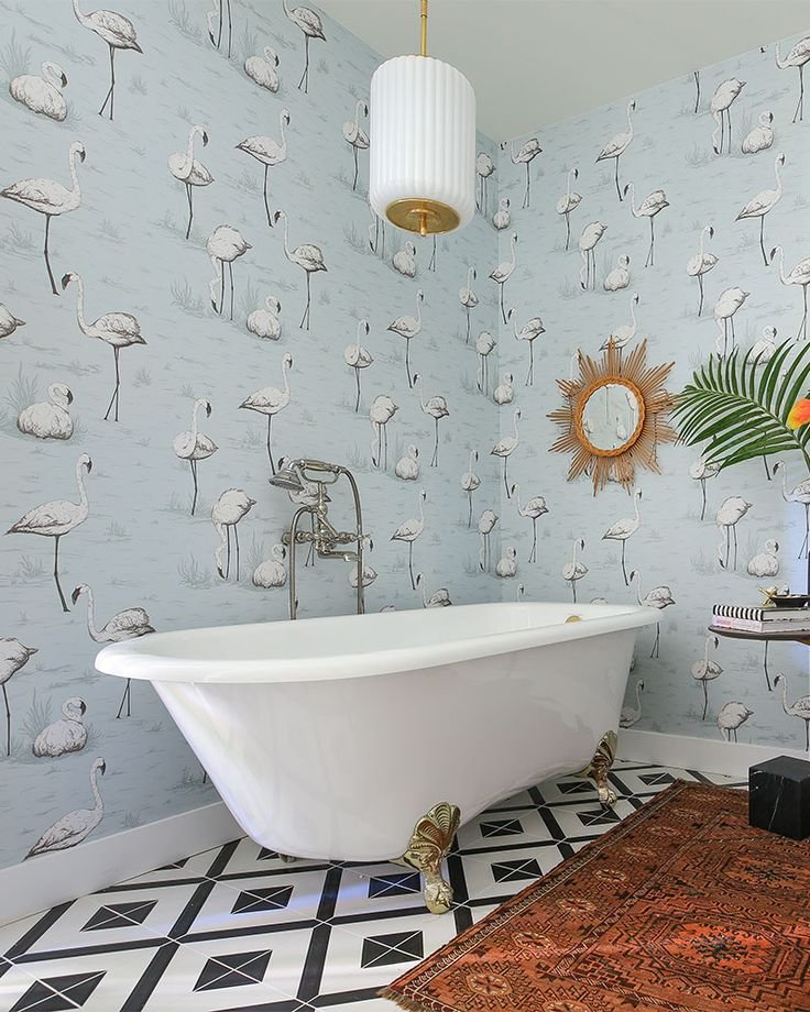 Guest Bathroom Decorating Ideas Pictures Before And After Bathroom Apartment Bathroom Great: 17 Best Ideas About Freestanding Tub On Pinterest