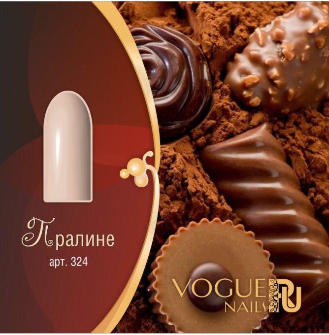 Шеллак :: Vogue Nails :: Vogue Nails Гель-лак Пралине
