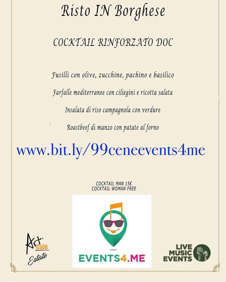 Vuoi 99 CENE OMAGGIO DONNA  DRINK OMAGGIO  DISCOTECA OMAGGIO   3934786744 #Events4me