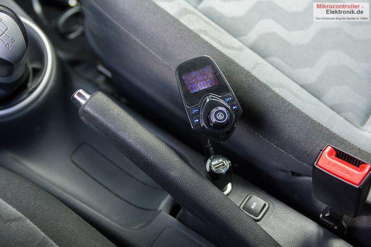 """Heute möchte ich Euch mal ein echtes Multifunktionsgerätfür euer Auto vorstellen. Es nennt sich schlicht """"T10 Car Bluetooth FM Transmitter """".Das Gerät kostet unter 30 Euro und bietet gleich eine ganze Reihe von nützlichen Funktionen, nämlich eine wirklich gute Freisprecheinrichtung für euer Smartphone, einen eingebauten FM-Transmitter, der sich drahtlos mit eurem Autoradio verbindet, einen MP3-Player […]"""