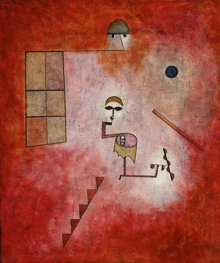 """""""abstract"""" en 2020 Paul klee, Résumé et Peinture avec"""