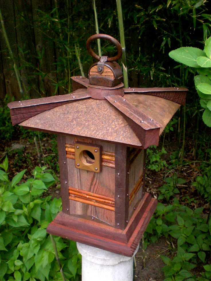 Barn birdhouse plans woodworking projects plans for Bird house styles