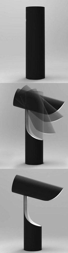 New lighting collections Le Klint on show at Stockholm Furniture Fair #light #lamp #design  #lighting