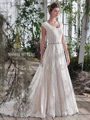 182 besten Maggie Sottero Bridal Wedding Dresses Bilder auf ...
