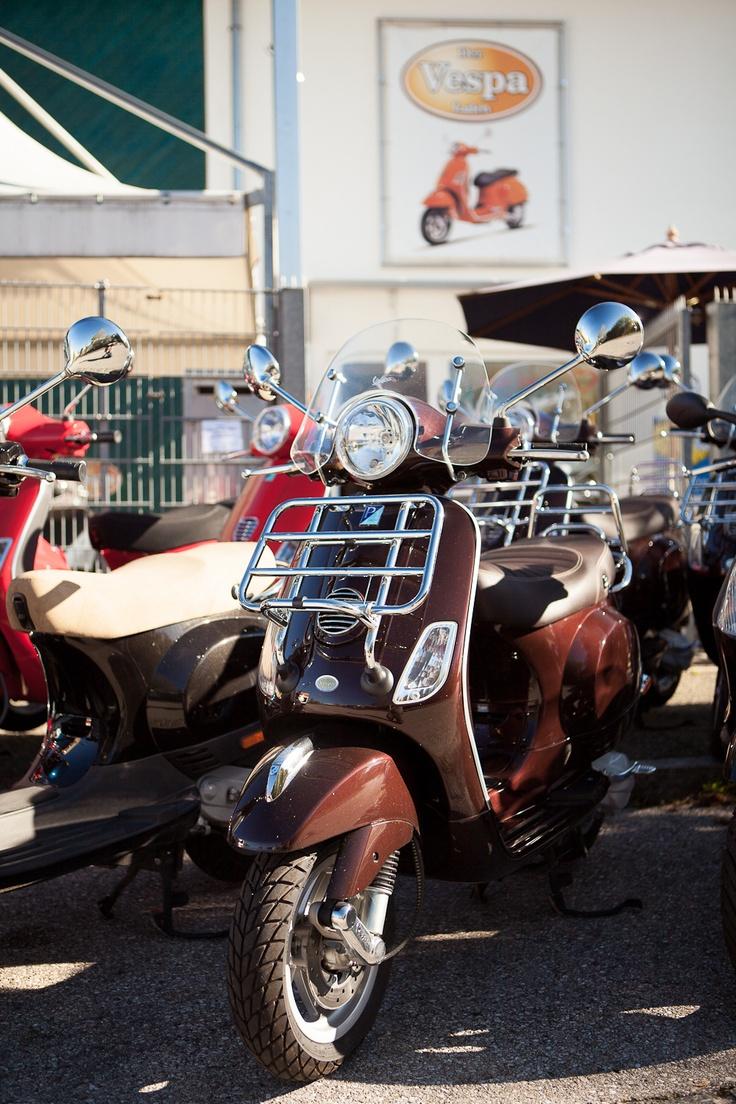 Vespa LX 50 Touring