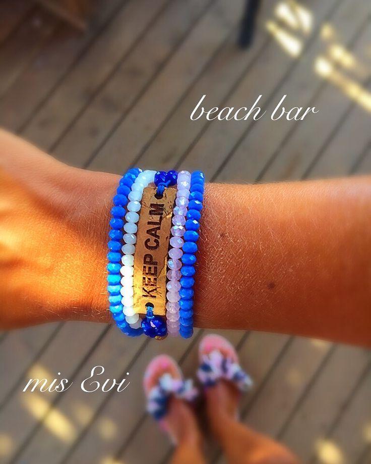 Beach bar!!!!! Handmade bracelets
