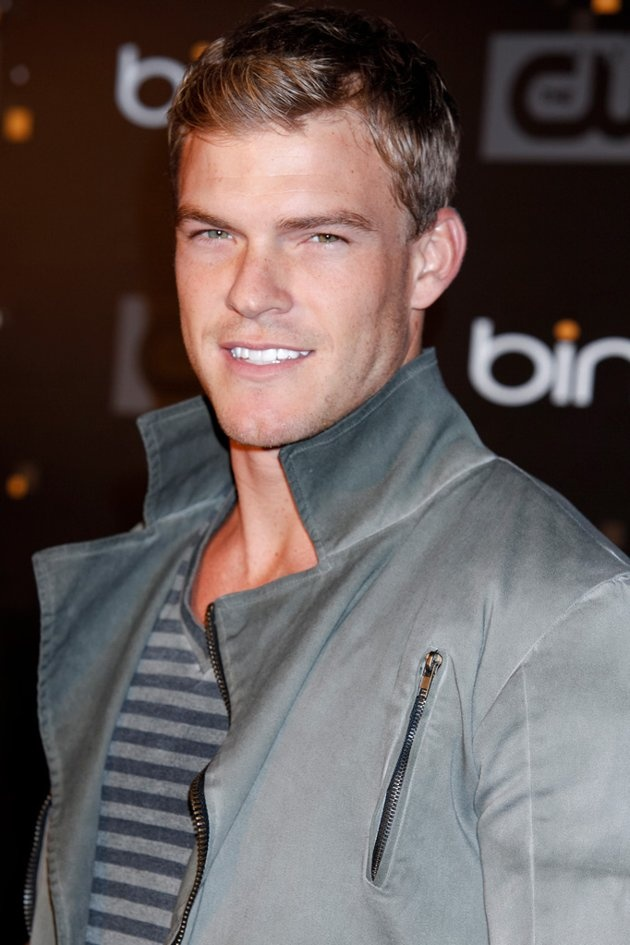 Catching Fire Casting---Alan Ritchson as Gloss...mmmmmm