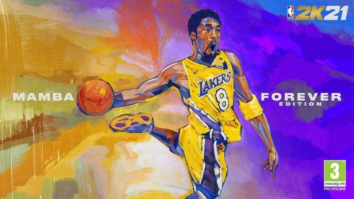 Kobe Bryant Un Hommage Vibrant En Couverture De Nba 2k21 En 2020 Nba Kobe Bryant Rendre Hommage