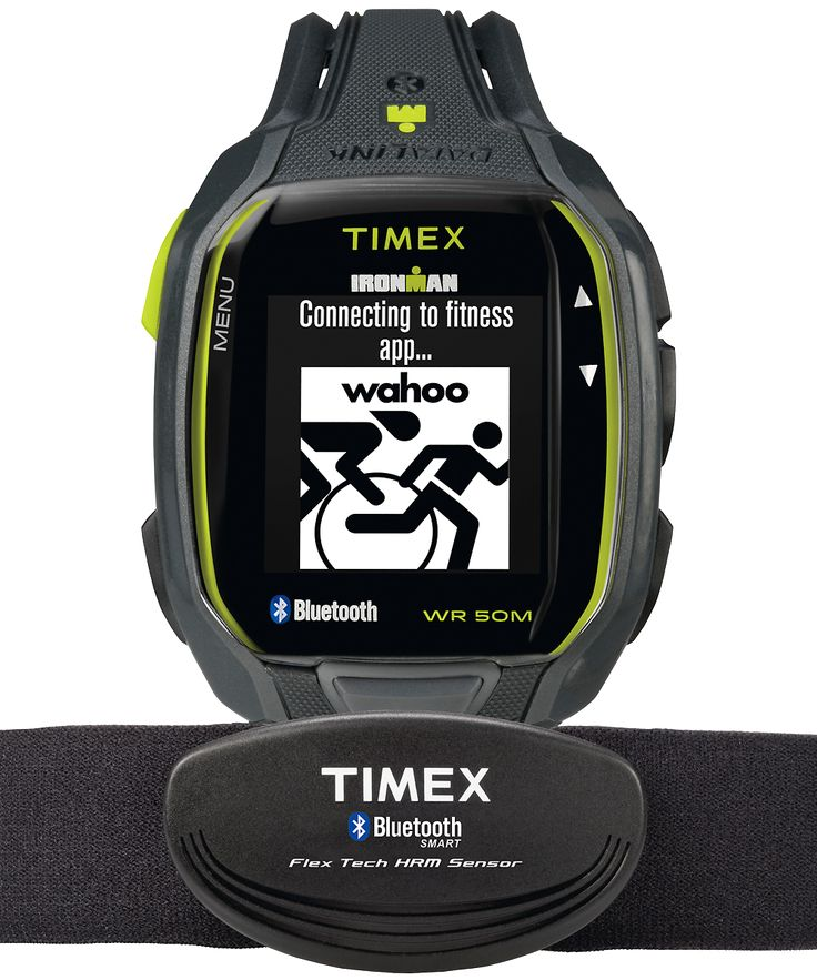 IRONMAN® Run x50+ with Heart Rate Monitor   Timex Canada French   Wear It Well
