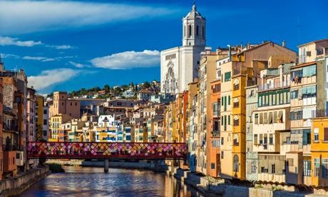 Girona's modernist architecture is just one of its many highlights.