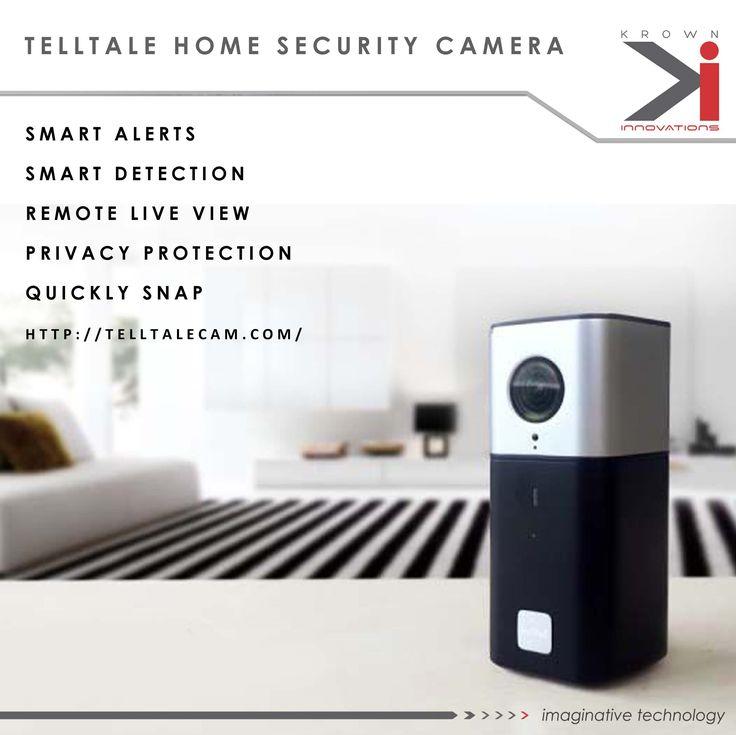 Telltale Security Camera