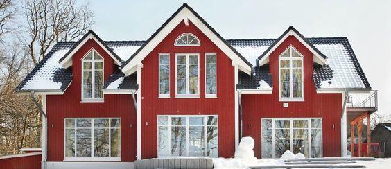 Schwedenhaus Westerland | VIERCK Schwedenhäuser