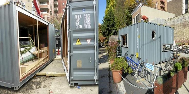 kontainerhus