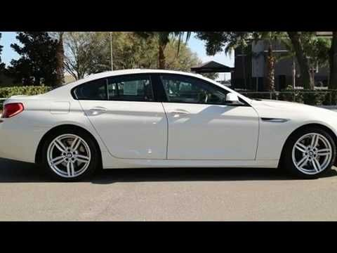 2014 BMW 640i Gran Coupe in Lakeland FL 33809 : Fields BMW Lakeland 4285 Lakeland Park Drive I-4 @ Exit 33 in Lakeland FL 33809  Learn More: http://ift.tt/2i1AebK  Get excited about the 2014 BMW 640i. With fewer than 35000 miles on the odometer this versatile and environmentally responsible vehicle provides both comfort and driving innovation! BMW made sure to keep road-handling and sportiness at the top of it's priority list. Smooth gearshifts are achieved thanks to the 3 liter 6 cylinder…