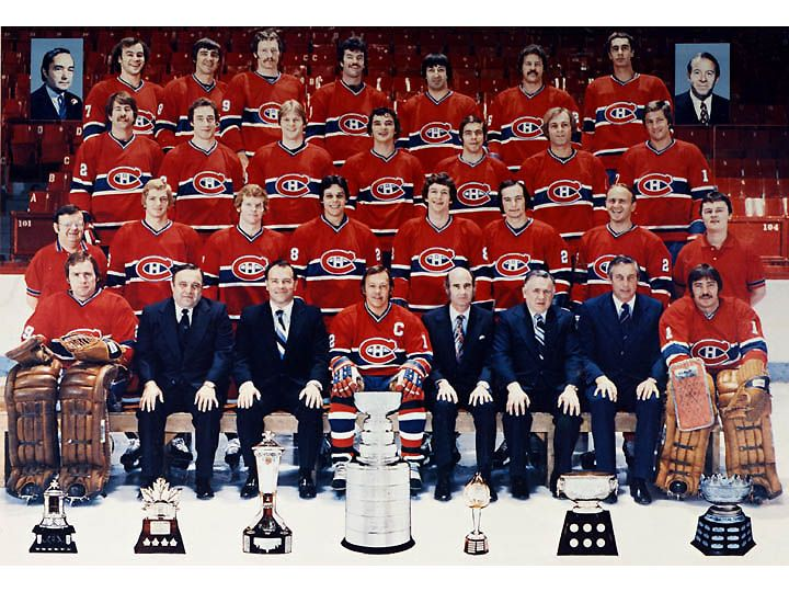 Hockey Hall of Fame - Legends of Hockey - Stanley Cup Winner Photo
